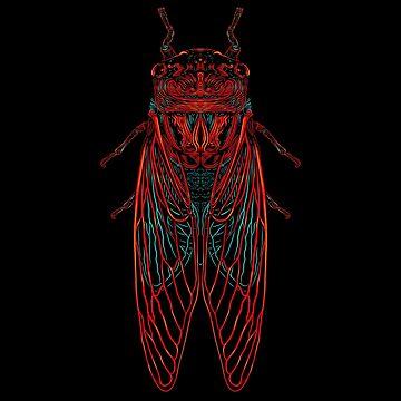 Cicada by Rekanize