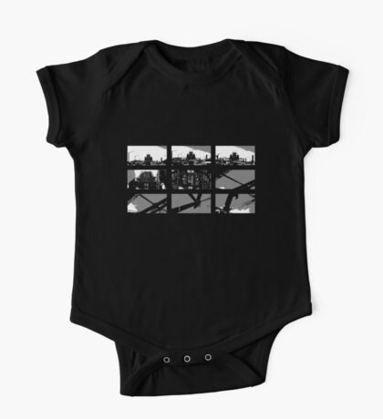 Crossing The Bridge into The Abstract - Black Kids Clothes