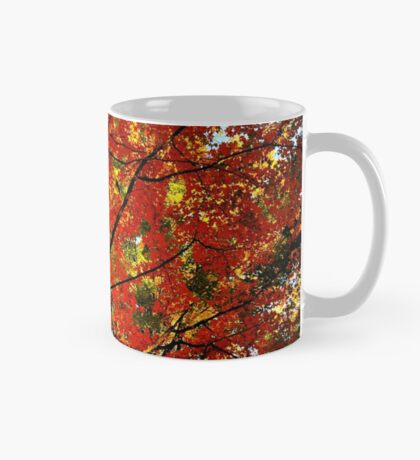 Red Maple Mug