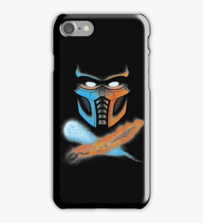 FINISH HIM! iPhone Case/Skin