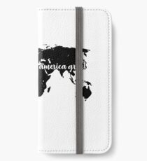 Immigrants Make America Great iPhone Wallet/Case/Skin