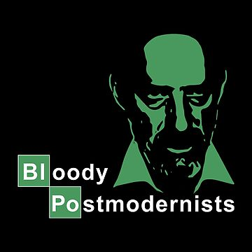 Bloody Postmodernists Jordan Peterson Breaking Bad Parody by Joe-okes