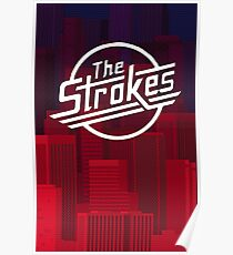 The Strokes Poster Poster