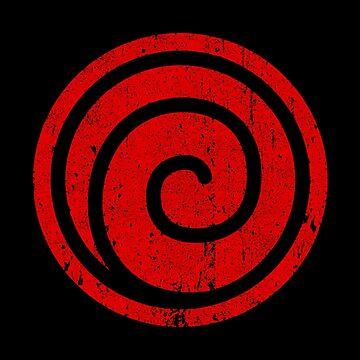 Uzumaki Clan Symbol (Variant) by huckblade