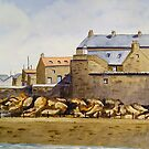 Port Soy Aberdeen by katymckay