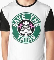 Save The Tatas Graphic T-Shirt