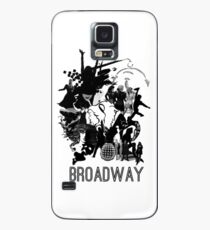 Broadway Case/Skin for Samsung Galaxy