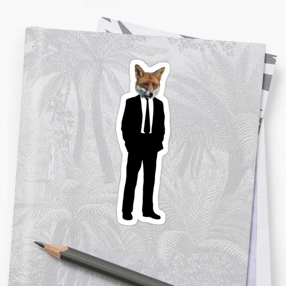 Sharp Fox by Kelvin Giraldo