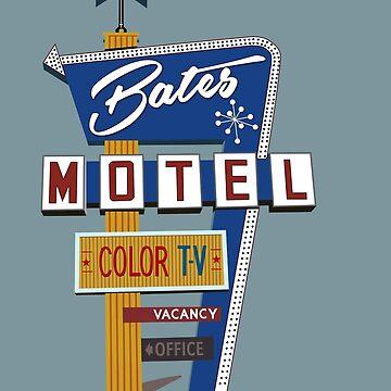 Bates Motel by dtkindling