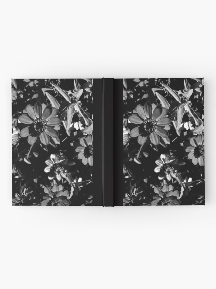 Alternate view of Fall Floral Hardcover Journal