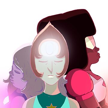 Crystal Gems - Night by ancuribe