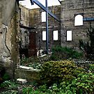 Alcatraz Ruins by justminting