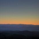 Evening Views by Dave Hampton