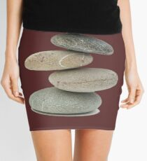 Amazing the Rock over up funny and love t-shirt Mini Skirt