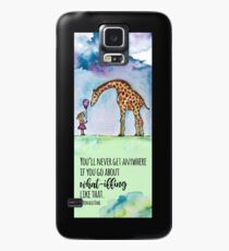 Stop What-iffing Case/Skin for Samsung Galaxy