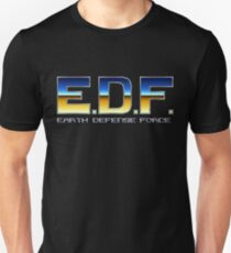 Earth Defense Force - SNES Title Screen T-Shirt