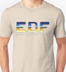 Earth Defense Force - SNES Title Screen Unisex T-Shirt