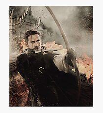 Regal Con - Robin Hood Photographic Print