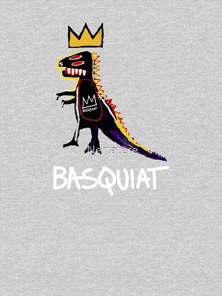 basquiat pop art by Nertatere