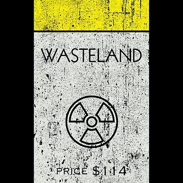 Wasteland Property Card by huckblade