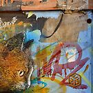 C215 Cat @ Brick Lane by Respire