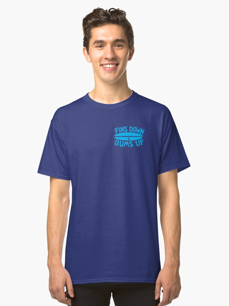Alternate view of PADDLE OUT Classic T-Shirt
