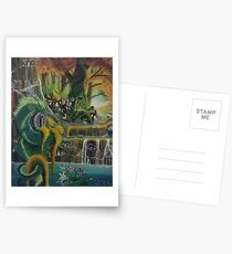 Rayla's Forest Postcards