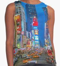 Times Square (Broadway) Sleeveless Top
