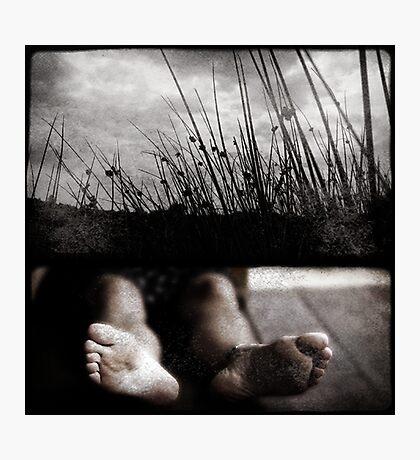 I Photographic Print