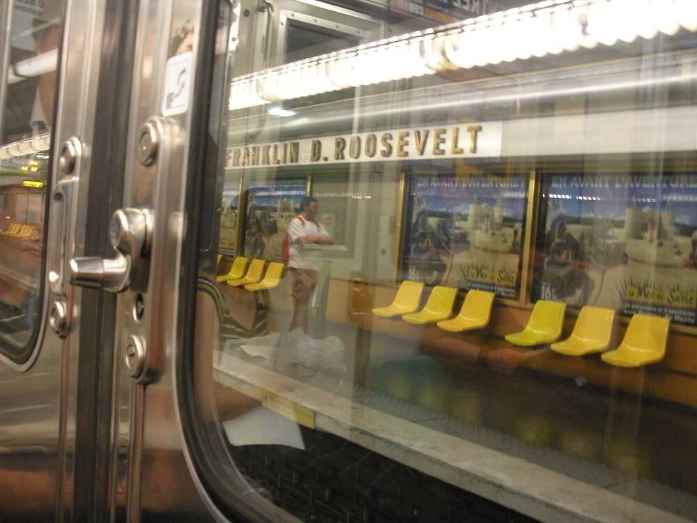 Metro President by ChrisMitts
