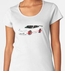 Rennsport H20 – 996 GT3 RS Inspired Women's Premium T-Shirt