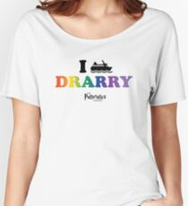 I ship Drarry Women's Relaxed Fit T-Shirt