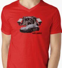 Race Inspired - 997 Turbo Inspired Men's V-Neck T-Shirt
