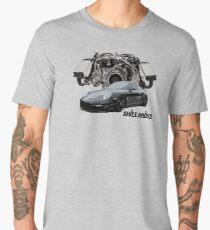 Race Inspired - 997 Turbo Inspired Men's Premium T-Shirt