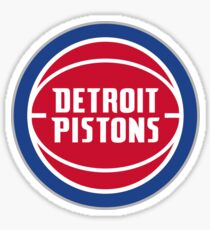 wasabo 2018 Pistons Sticker