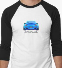 Last Manual - 997 Turbo (997.2) Inspired  Men's Baseball ¾ T-Shirt