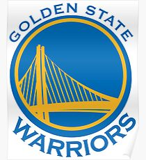 wasablue Golden State 2018 Poster