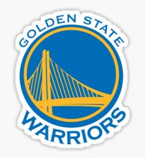 wasablue Golden State 2018 Sticker
