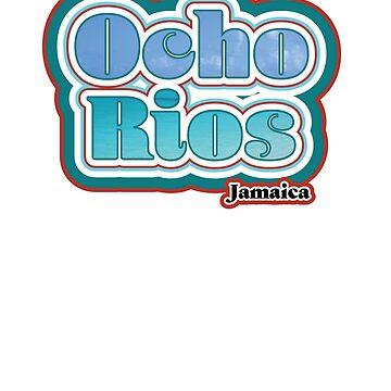 Ocho Rios, Jamaica by crickmonster