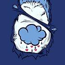 Secret Stare (Grumpy) by poopsmoothie