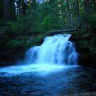 Fascinating White Horse Falls by Thundercatt99