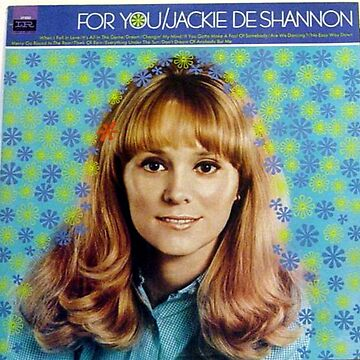 Jackie DeShannon, For You, Mod by Vintaged