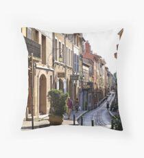 Aix-en-Provence Throw Pillow