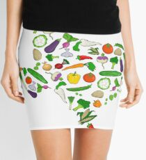 Farm Fresh Texas Mini Skirt