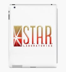 S.T.A.R. Labs iPad Case/Skin