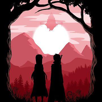 SAO love by HEARTBEATS