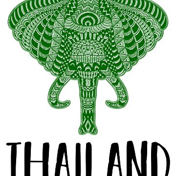 Thailand Trip Souvenir  by YuliyaR