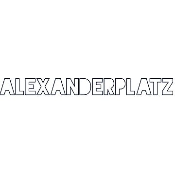 Alexanderplatz by Chateau14