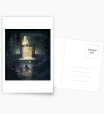 The Water Temple Postcards