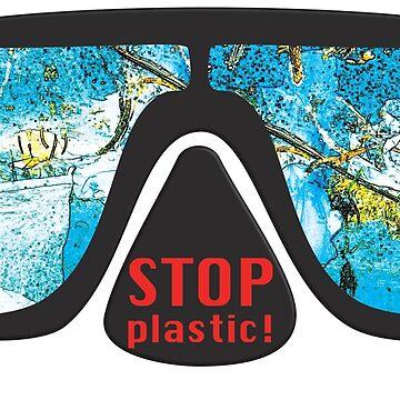 STOP plastic !! by chruezness